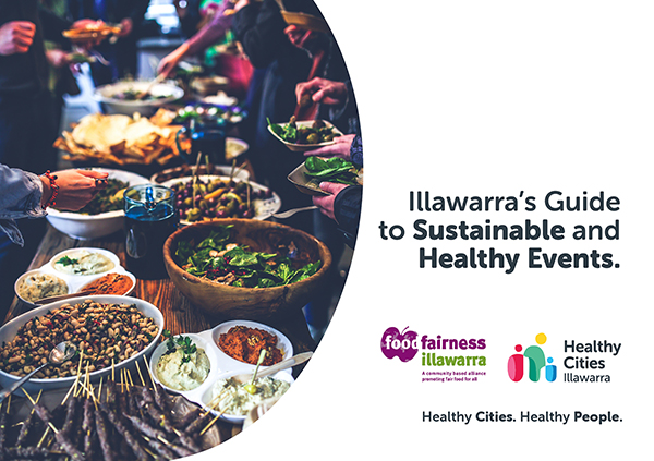 Illawarra's Guide to Sustainable and Healthy Events